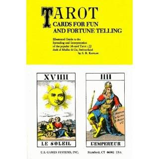Tarot Fortune Telling Game: 78 Cards (9780913866504