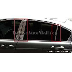 2008 2009 2010 2011 Honda Accord Sedan (4 Door) Chrome Stainless Steel