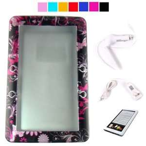 Barnes and Nobles Nook eReader Case + Screen Protector
