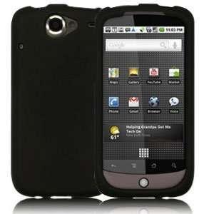 Modern Tech Black Armor Shell Case/Cover for HTC Google