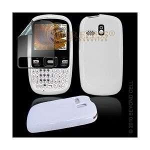 com Premium White Thermoplastic Polyurethane (TPU) Silicone Gel Skin