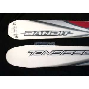 Rossignol Bandit Intermediate Used Snow Ski w/Binding B