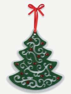 Layer Christmas Tree Ornament Craft Kit Kid Gift