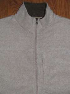 Mens ST JOHNS BAY Fleece Vest ~ NWT LT Large Tall