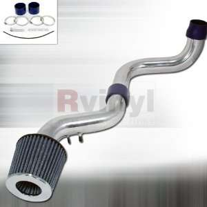 1993 Cold Air Ram Intake System with Turbine Blade Filter Automotive