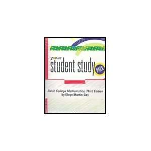 Student Study Pack for Basic College Mathematics
