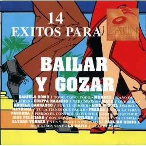 14 Exitos Para Bailar Y Gozar: Various Artists: Music