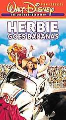 Herbie Goes Bananas (VHS, 2000, The Love Bug Collection