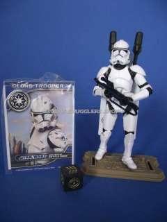 STAR WARS 2012 Movie Heroes Clone Trooper 3 3/4 Loose Figure C9