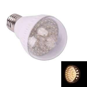E27 12v 3w 3500k 60led Warm White Light LED Light Bulb