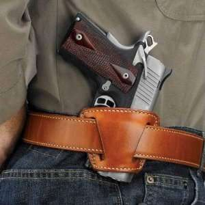 JAK SLIDE BELT HOLSTER for GLOCK 21 R Hand TAN