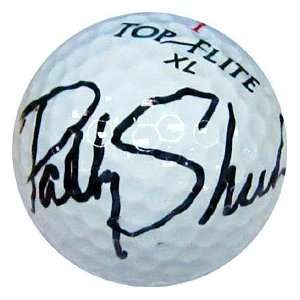 Patty Sheehan Autographed / Signed Golf Ball Sports