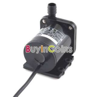 Micro Brushless Magnetic Pump High Solar Hot Submersible Water Pump #1