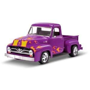 1955 Ford F100 Street Rod Pickup Truck (Plastic Models) Toys & Games