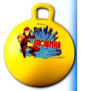 MARVEL IRON MAN ADVENTURES GIANT HOPPER BALL,4+, NEW