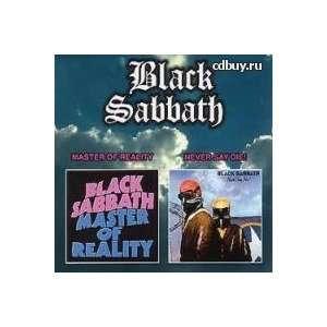 Master Of Reality / Never Say Die Black Sabbath Music