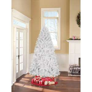 White Concord Fir Artificial Christmas Tree is great for the holiday