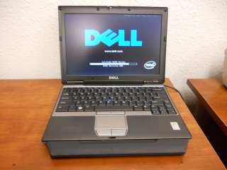 Dell D430 Laptop Notebook Core Solo 1.20 GHZ 1gb RAM Good Condition