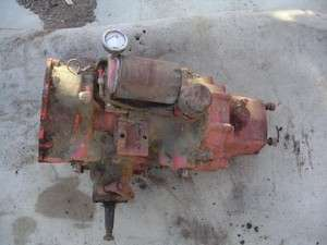 Convertible walk behind TRACTOR Transmission Differential parts