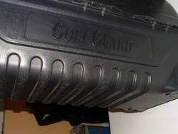 Golf Guard HARD SHELL TRAVEL Case w/ WHEELS Club Cargo STAFF Bag COVER