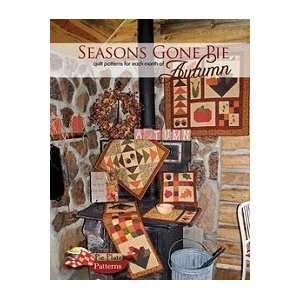 Seasons Gone Pie   Quilt Patterns for each Month of Autumn