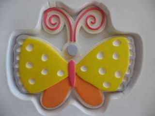 Sweetheart BUTTERFLY Girls Room Decor WALL ART PLAQUE