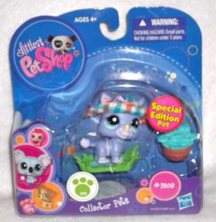 LITTLEST PET SHOP   COLLECTOR PETS RHINO   1908