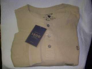 NEW BIG &TALL IZOD SHIRTS/SWEATER LONG SLEEVED SZ 2X,4X