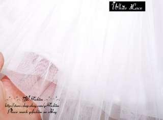 Name yrfashion Korean Fashion Women Elegant Cotton White Lace Dress