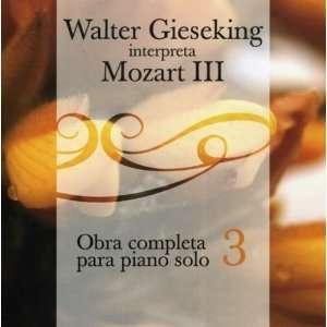Obra Completa Para Piano Solo Vol 3 W.a. Mozart Music