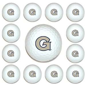 Georgetown Hoyas Team Logo Golf Ball Dozen Pack   Golf