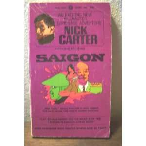 Saigon (9780426038856) Nick Carter Books