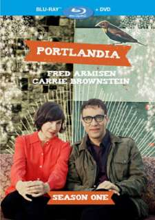 Portlandia Season One (Blu ray / DVD)