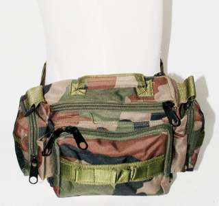 SWAT MOLLE TACTICAL UTILITY WAIST HAND BAG POUCH  3957