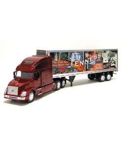 32 Scale Volvo VN 780 Semi trailer  Overstock