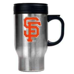 San Francisco Giants 16oz. Stainless Steel MLB Team Logo