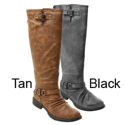 Madden Girl Womens Zoiiee Boots