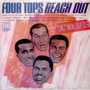 on 180 Gram Vinyl HIGH QUALITY Pressing from GERMANY Four Tops Music