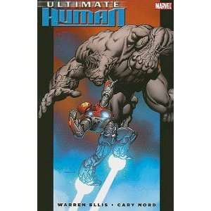 Ultimate Hulk Vs. Iron Man Ultimate Human  Books