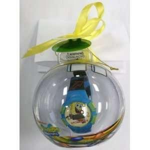 Nickelodeon SpongeBob Squarepants Ornament Watch Toys