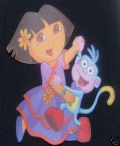 Dora the explorer Birthday Party centerpiece Decoration