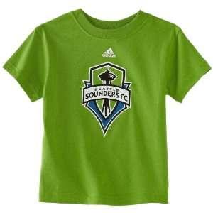 MLS Seattle Sounders FC Team Logo Short Sleeve T Shirt, 4