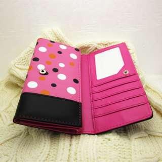 HELLOKITTY LADY LONG WALLET CARD COIN BAG PURSE W105