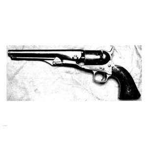 Colt Navy Model 1861 24.00 x 18.00 Poster Print Home