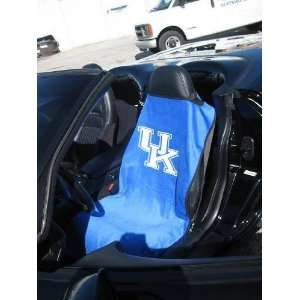Kentucky Wildcats Car Seat Cover   Sports Towel Sports