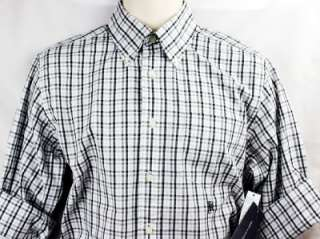 For work and weekends, a Tommy Hilfiger striped button down fits the