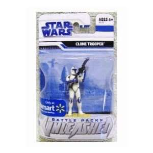 Star Wars Battle Packs Unleashed Exclusive Clone Trooper