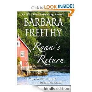 Ryans Return Barbara Freethy  Kindle Store