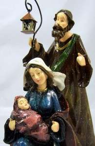 Large Church Christmas Nativity Set Holy Family Statue