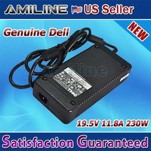 Original 230W AC Adapter Pa 19 Pa19 Dell Inspiron Xps M1730 Pp06xa New